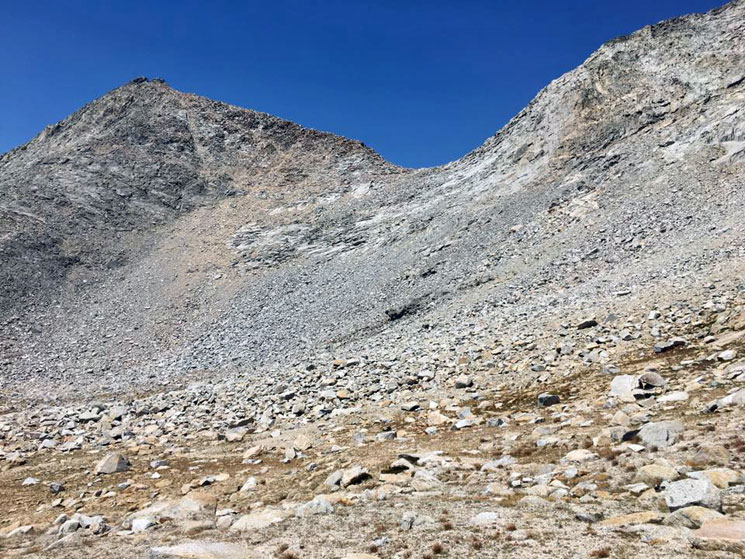 Day11: Mather Pass lies straight ahead. So, we just need to get over it.