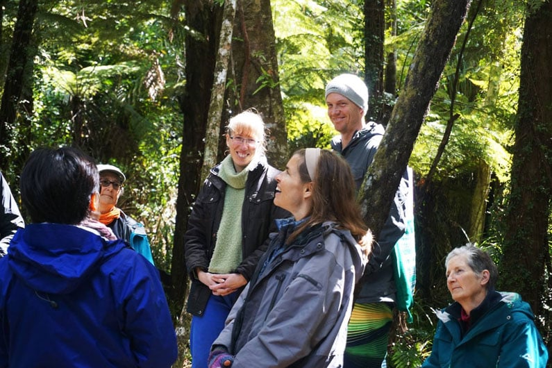 Association of Nature and Forest Therapy Guides and Programs