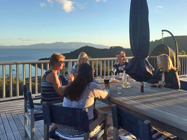 Great Barrier Island Eco Adventure for Women at Trillium Lodge