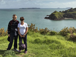 Waiheke Island Double Headland Walk with Walking By Nature tours