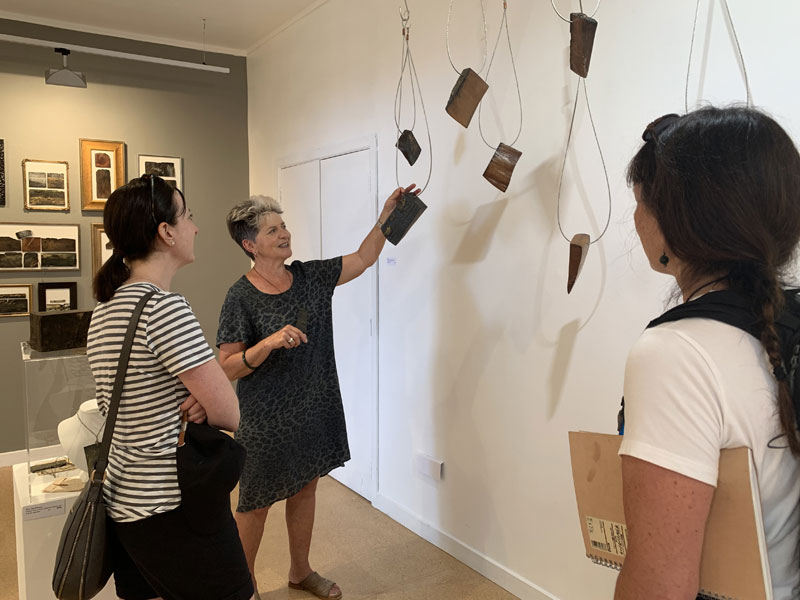 Waiheke artist turns kauri cobbles into treasured pieces